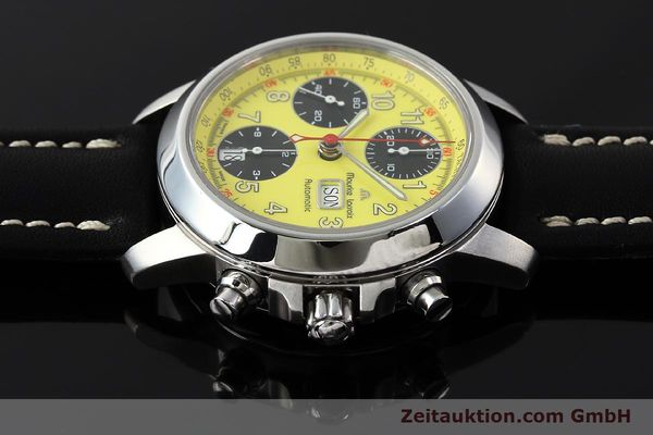 Used luxury watch Maurice Lacroix Croneo chronograph steel automatic Kal. ETA 7750 Ref. 4249  | 142881 05