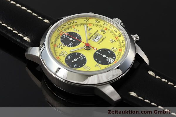 Used luxury watch Maurice Lacroix Croneo chronograph steel automatic Kal. ETA 7750 Ref. 4249  | 142881 13
