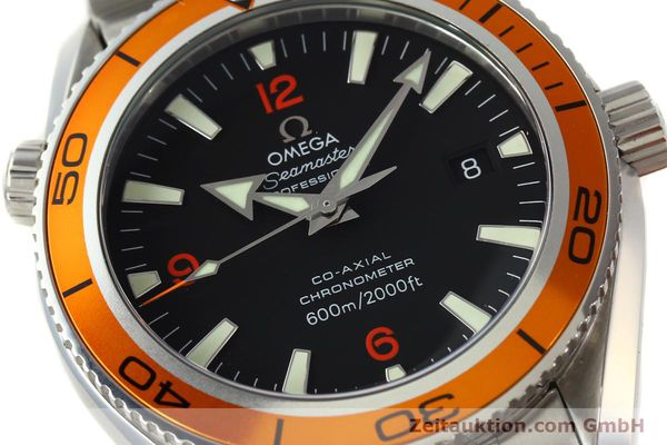 Used luxury watch Omega Seamaster steel automatic Kal. 2500C Ref. 29095038  | 142882 02