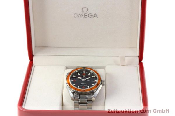 Used luxury watch Omega Seamaster steel automatic Kal. 2500C Ref. 29095038  | 142882 07
