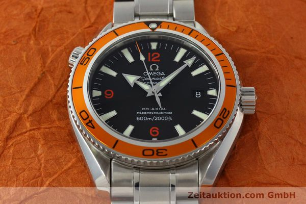 Used luxury watch Omega Seamaster steel automatic Kal. 2500C Ref. 29095038  | 142882 18