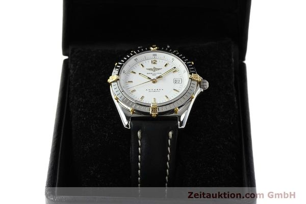 Used luxury watch Breitling Antares steel / gold automatic Kal. B10 ETA 2892A2 Ref. B10048  | 142890 07