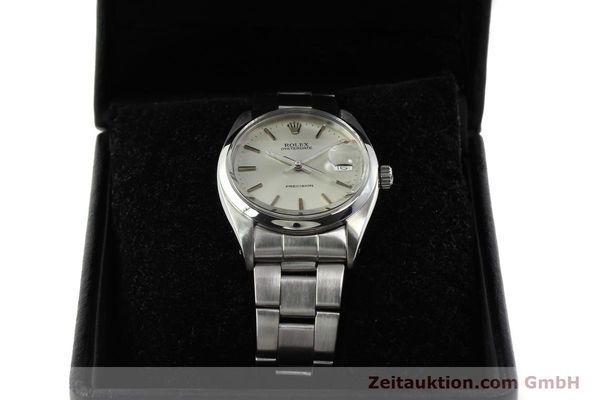 Used luxury watch Rolex Precision steel manual winding Kal. 1210  | 142896 07