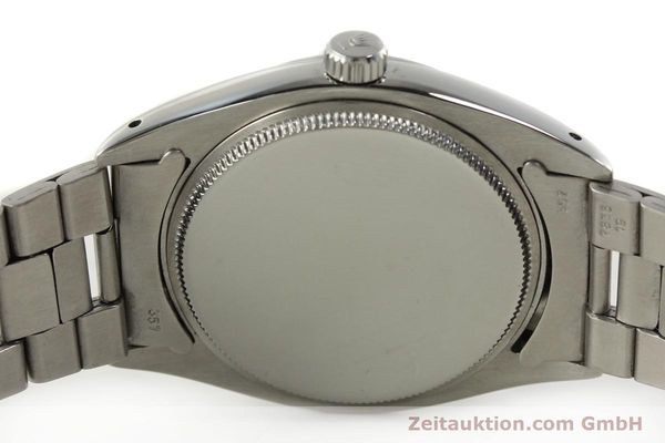 Used luxury watch Rolex Precision steel manual winding Kal. 1210  | 142896 08