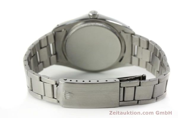 Used luxury watch Rolex Precision steel manual winding Kal. 1210  | 142896 12