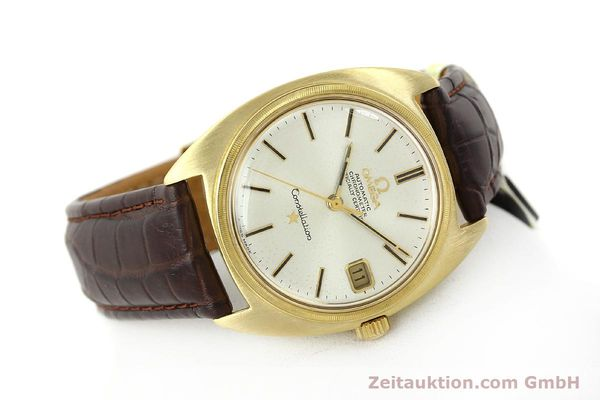 Used luxury watch Omega Constellation 18 ct gold automatic Kal. 564  | 142913 03