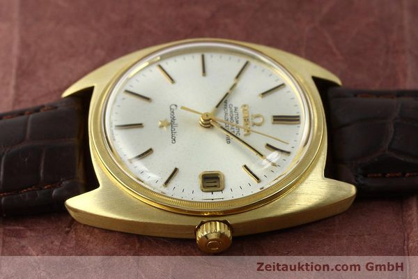 Used luxury watch Omega Constellation 18 ct gold automatic Kal. 564  | 142913 05