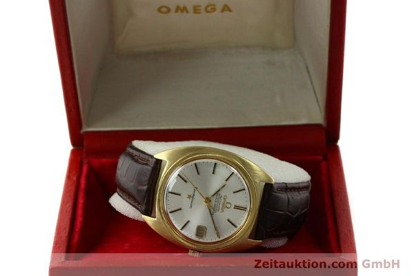 Used luxury watch Omega Constellation 18 ct gold automatic Kal. 564  | 142913 07