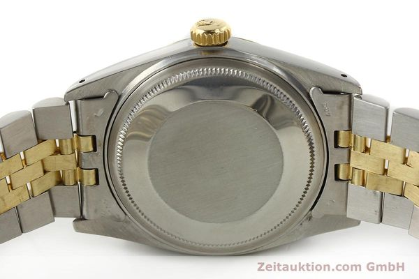 Used luxury watch Rolex Datejust steel / gold automatic Kal. 3035 Ref. 16013  | 142917 09