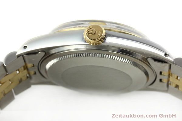 Used luxury watch Rolex Datejust steel / gold automatic Kal. 3035 Ref. 16013  | 142917 12