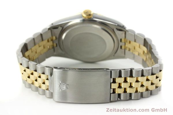 Used luxury watch Rolex Datejust steel / gold automatic Kal. 3035 Ref. 16013  | 142917 13
