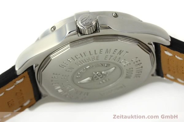 Used luxury watch Breitling Colt GMT steel automatic Kal. B32 ETA 2893-2 Ref. A32350  | 142927 11