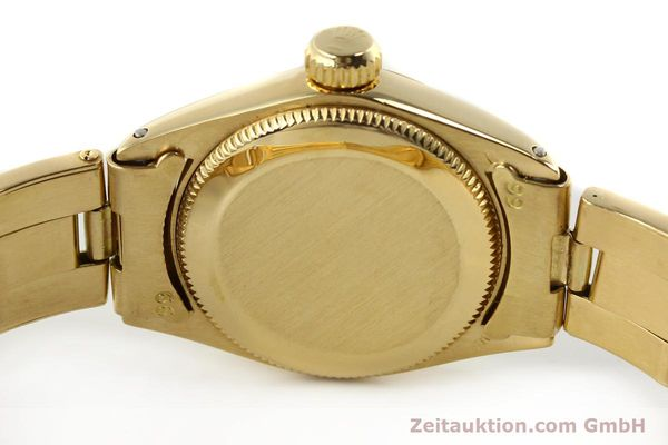 Used luxury watch Rolex Oyster Perpetual 18 ct gold automatic Kal. 2030 Ref. 6718  | 142929 08