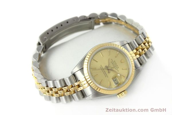 Used luxury watch Rolex Lady Datejust steel / gold automatic Kal. 2135  | 142931 03