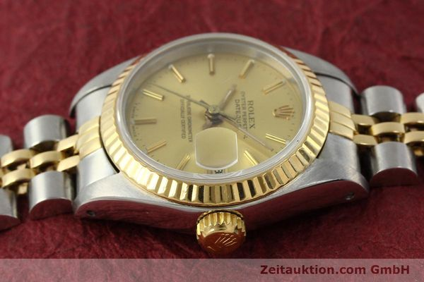 Used luxury watch Rolex Lady Datejust steel / gold automatic Kal. 2135  | 142931 05