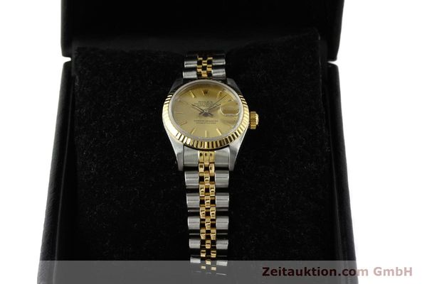Used luxury watch Rolex Lady Datejust steel / gold automatic Kal. 2135  | 142931 07