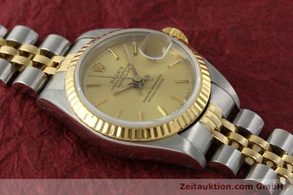 Used luxury watch Rolex Lady Datejust steel / gold automatic Kal. 2135  | 142931 15