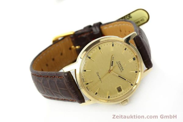 Used luxury watch Omega * 14 ct yellow gold automatic Kal. 565  | 142932 03