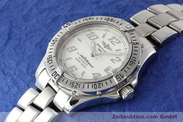 Used luxury watch Breitling Colt Oceane steel automatic Kal. B17 ETA 2824-2 Ref. A17350  | 142933 01