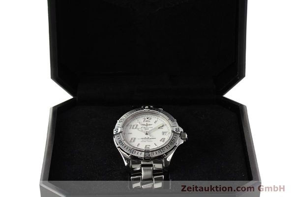 Used luxury watch Breitling Colt Oceane steel automatic Kal. B17 ETA 2824-2 Ref. A17350  | 142933 07