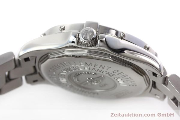 Used luxury watch Breitling Colt Oceane steel automatic Kal. B17 ETA 2824-2 Ref. A17350  | 142933 11