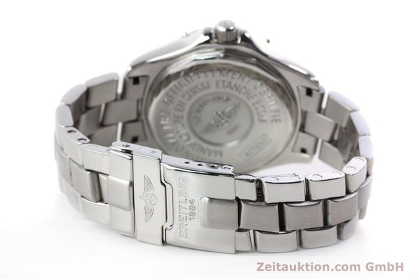 Used luxury watch Breitling Colt Oceane steel automatic Kal. B17 ETA 2824-2 Ref. A17350  | 142933 12