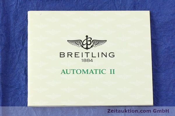 Used luxury watch Breitling Colt Oceane steel automatic Kal. B17 ETA 2824-2 Ref. A17350  | 142933 13