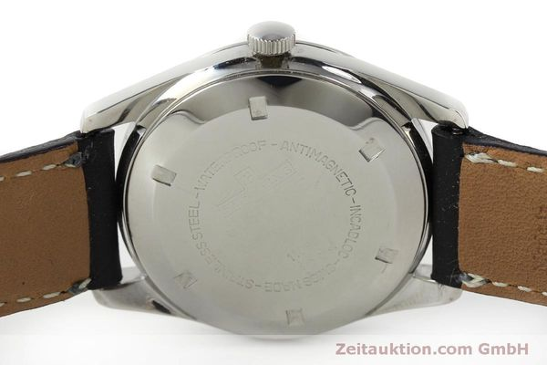 Used luxury watch Breitling Transocean steel automatic Kal. AS 1903 Ref. 11080  | 142935 09