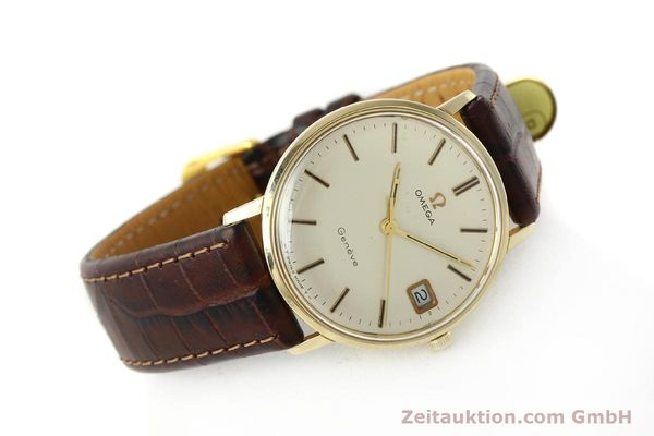 Used luxury watch Omega * 14 ct yellow gold manual winding Kal. 613 Ref. 136030  | 142940 03