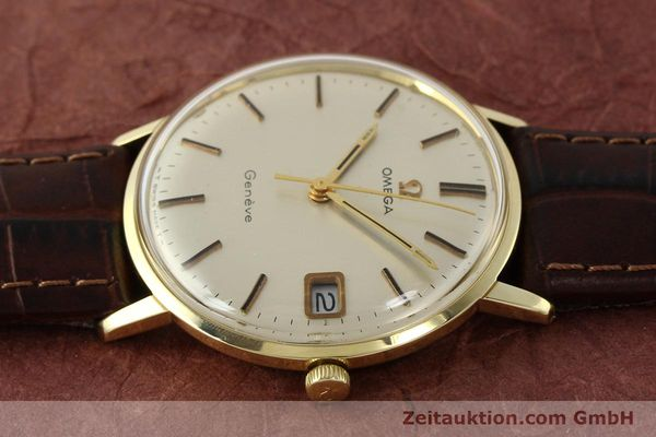 Used luxury watch Omega * 14 ct yellow gold manual winding Kal. 613 Ref. 136030  | 142940 05