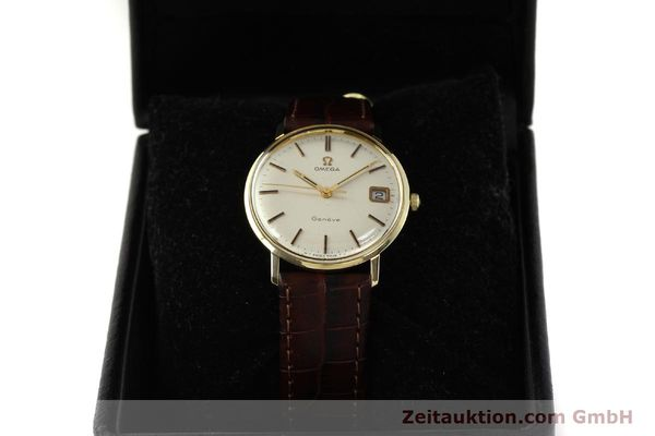 Used luxury watch Omega * 14 ct yellow gold manual winding Kal. 613 Ref. 136030  | 142940 07