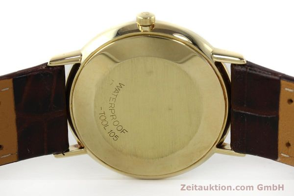 Used luxury watch Omega * 14 ct yellow gold manual winding Kal. 613 Ref. 136030  | 142940 08