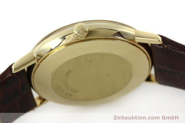 Used luxury watch Omega * 14 ct yellow gold manual winding Kal. 613 Ref. 136030  | 142940 11