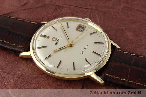 Used luxury watch Omega * 14 ct yellow gold manual winding Kal. 613 Ref. 136030  | 142940 13