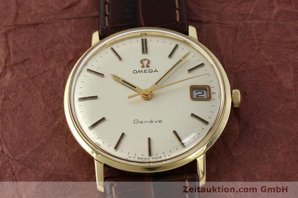 Used luxury watch Omega * 14 ct yellow gold manual winding Kal. 613 Ref. 136030  | 142940 14