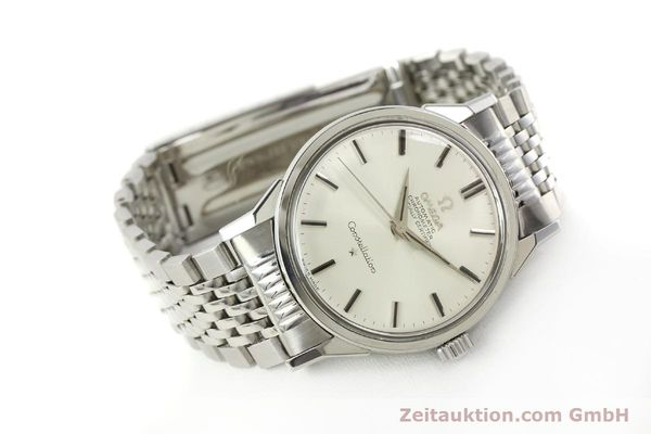 Used luxury watch Omega Constellation steel automatic Kal. 551 Ref. 167.005  | 142941 03