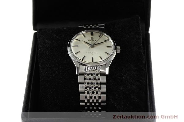 Used luxury watch Omega Constellation steel automatic Kal. 551 Ref. 167.005  | 142941 07