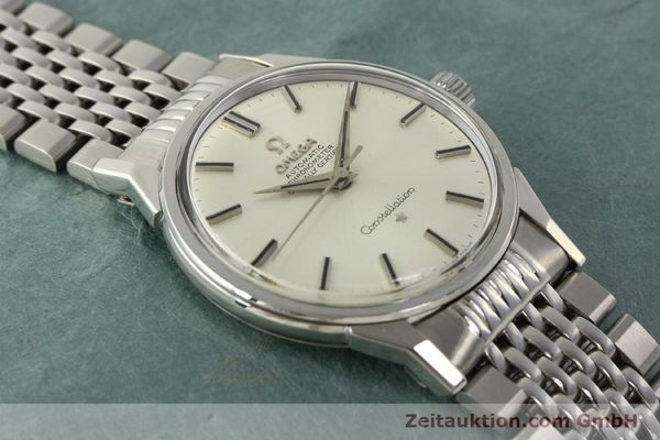 Used luxury watch Omega Constellation steel automatic Kal. 551 Ref. 167.005  | 142941 14