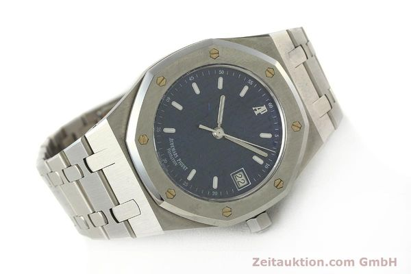 Used luxury watch Audemars Piguet Royal Oak steel automatic Kal. 2225 Ref. 15100ST/0/0789ST/01/478814  | 142948 03