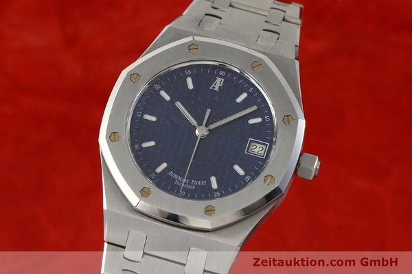 Used luxury watch Audemars Piguet Royal Oak steel automatic Kal. 2225 Ref. 15100ST/0/0789ST/01/478814  | 142948 04