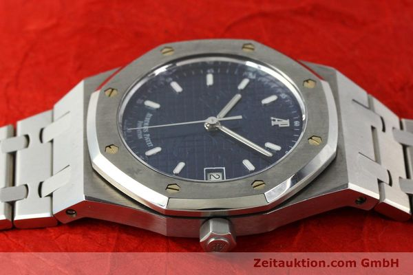 Used luxury watch Audemars Piguet Royal Oak steel automatic Kal. 2225 Ref. 15100ST/0/0789ST/01/478814  | 142948 05