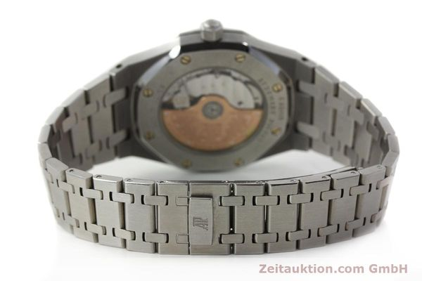 Used luxury watch Audemars Piguet Royal Oak steel automatic Kal. 2225 Ref. 15100ST/0/0789ST/01/478814  | 142948 12