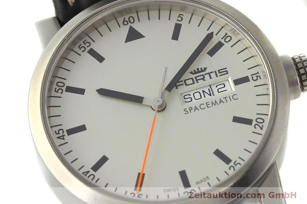 Used luxury watch Fortis Spacematic steel automatic Kal. ETA 2836-2 Ref. 623.22.158  | 142949 02
