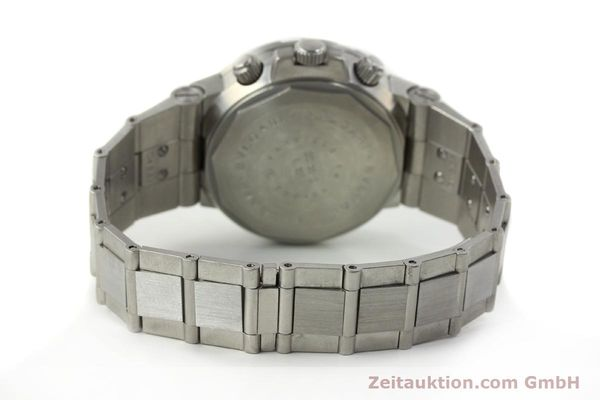 Used luxury watch Bvlgari Diagono steel automatic Kal. 8002-MBBA Ref. SC38S  | 142950 11