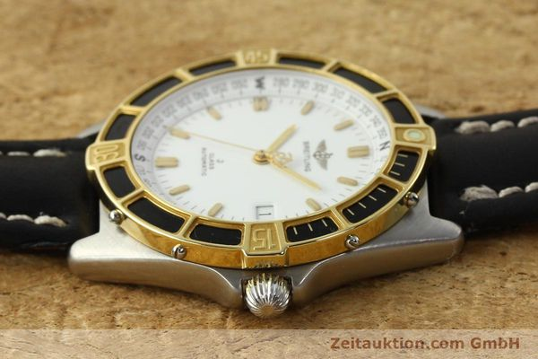 Used luxury watch Breitling J-Class steel / gold automatic Kal. ETA 2892-2 Ref. 80250  | 142953 05