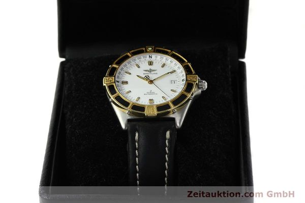 Used luxury watch Breitling J-Class steel / gold automatic Kal. ETA 2892-2 Ref. 80250  | 142953 07