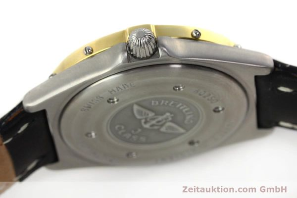 Used luxury watch Breitling J-Class steel / gold automatic Kal. ETA 2892-2 Ref. 80250  | 142953 08