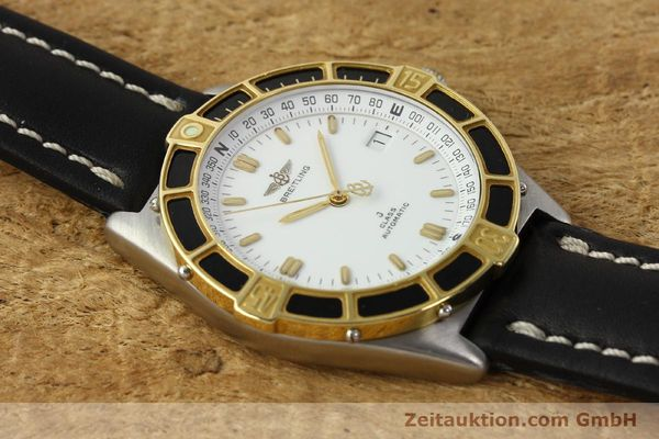 Used luxury watch Breitling J-Class steel / gold automatic Kal. ETA 2892-2 Ref. 80250  | 142953 11