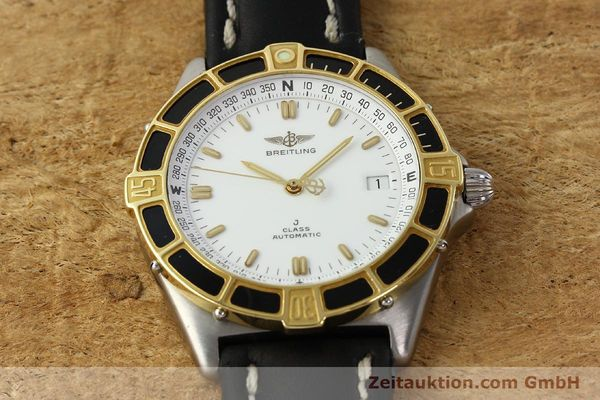 Used luxury watch Breitling J-Class steel / gold automatic Kal. ETA 2892-2 Ref. 80250  | 142953 12