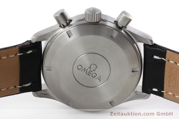 Used luxury watch Omega Dynamic chronograph steel automatic Kal. 1138  | 142955 08